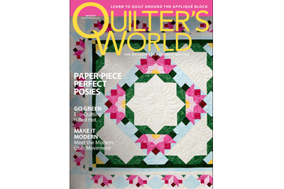 Quilter's World Cover Image