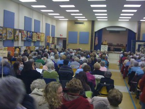 Prairie Quilt Guild- Standing Room Only