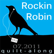 Rockin Robin Quilt Along