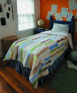 TwinQuiltSolids