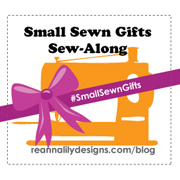Small Sewn Gifts ReannaLily Designs