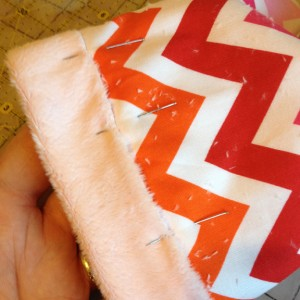 Mitten Sewing Tutorial | Small Sewn Gifts Sew Along | ReannaLily Designs