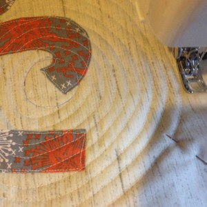 Radial Quilting