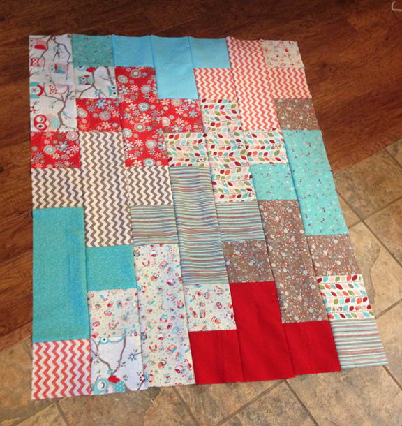 Plus Pattern Baby Quilt How-To Worksheet - ReannaLily Designs : 6 fat quarter quilt patterns - Adamdwight.com