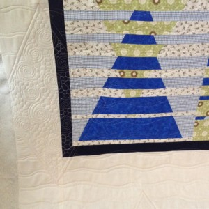 Free Motion Quilting Triangle Convergence Angela Walters