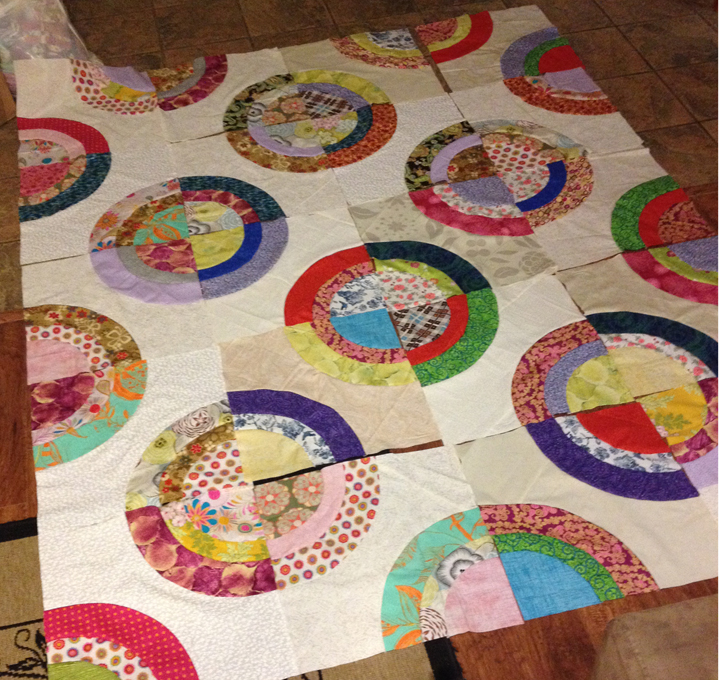 Curve Quilt Pattern | ReannaLily Designs