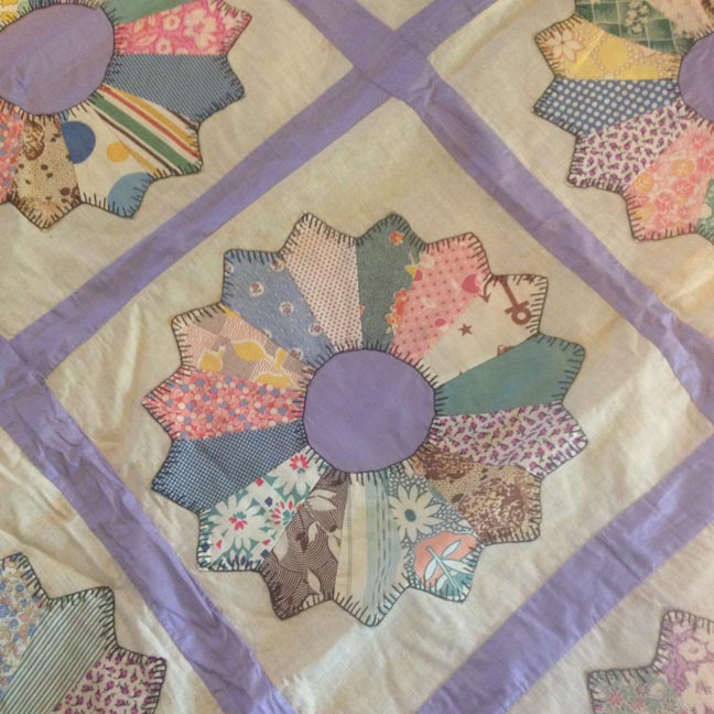 Antique Quilt | ReannaLily Designs