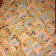 The Serger Strip Quilt