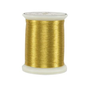 Gold Metallic Superior Thread