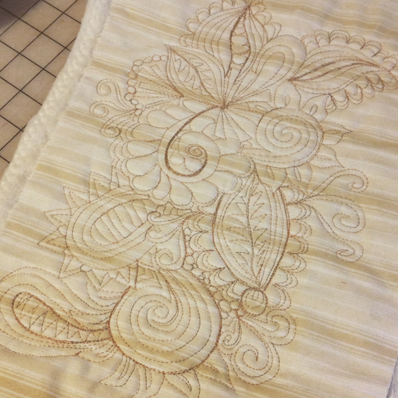 Graffiti Quilting Style| ReannaLily Designs