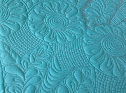 Longarm Quilting Skill Builder – With Circles