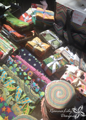 Boerne Texas Quiltfest | Outdoor Quilt Show | ReannaLily Designs