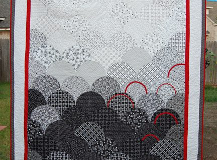 Glam Clam Quilt Pattern