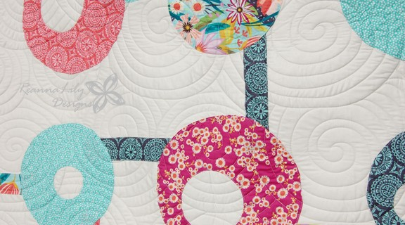 Tic Tac Whoa! Quilt – QuiltCon Reject