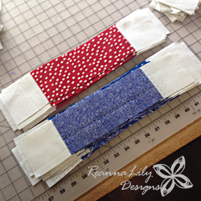X and + Quilt | Jen Eskridge | ReannaLily Designs | Seamingly Accurate Seam Guide | Patriotic Quilt | ReannaLily Quilts | Edge To Edge quilting
