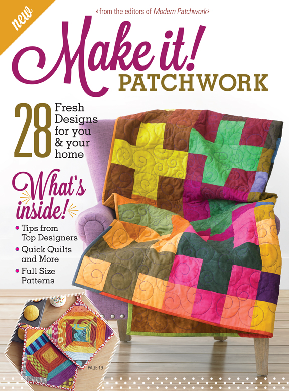 Make It Patchwork | F+W Media
