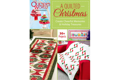 A Quilted Christmas Holiday Magazine