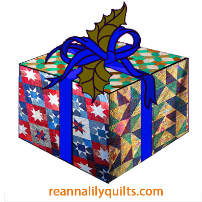 Quilted Gift Box