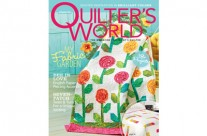Quilter's World Feb 2013 – 7-Patch Quilt