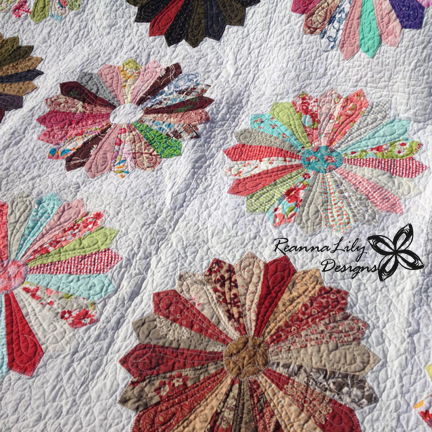 Ovarian Quilt Auction Online | MD Anderson