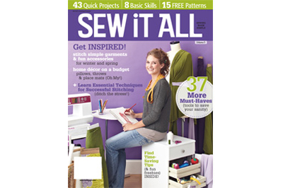 SEW IT ALL VOL 5