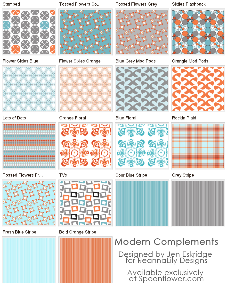 Modern Complements Charming Sampler Pack