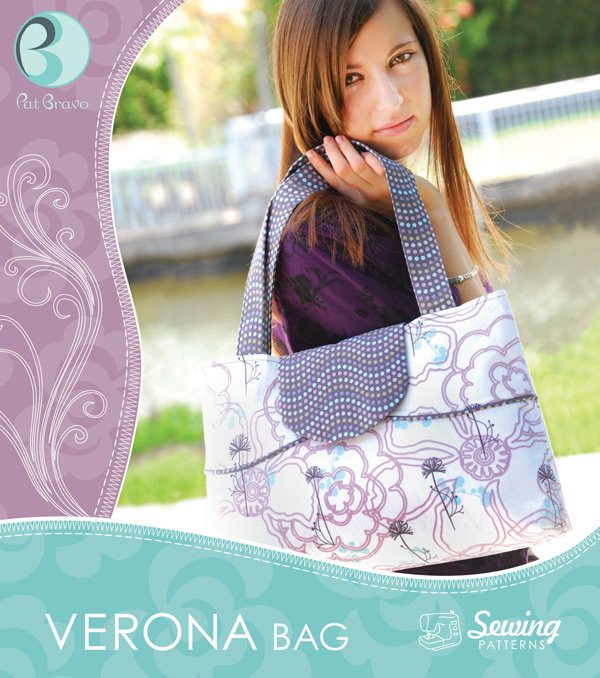 Verona Bag – Art Gallery Fabrics