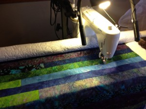 Quilting the 1600