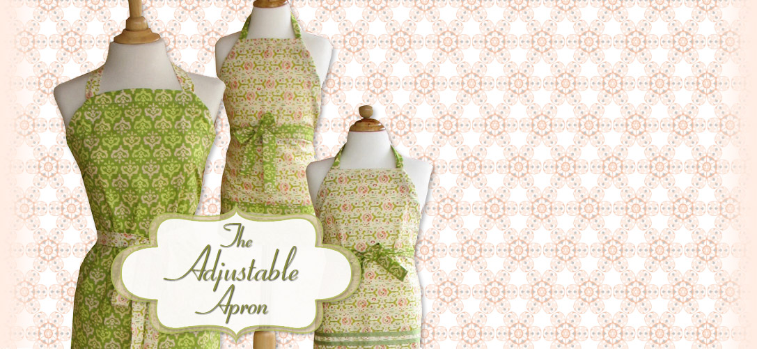 Adjustable Apron Pattern