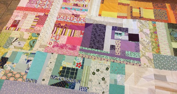 15 Minutes of Play QUILT