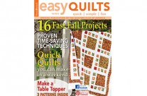 Fons and Porter Easy Quilts Fall 2013