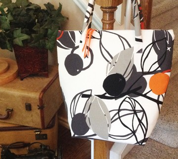 Insulated Grocery Tote Sewing Tutorial