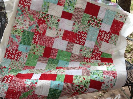 Longarm Quilting with Rulers