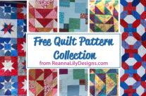 Quilt Pattern Round-Up by ReannaLily Designs
