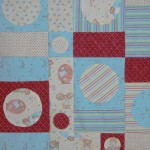 Teddy Bear Circles | ReannaLily Designs | Quilt Pattern